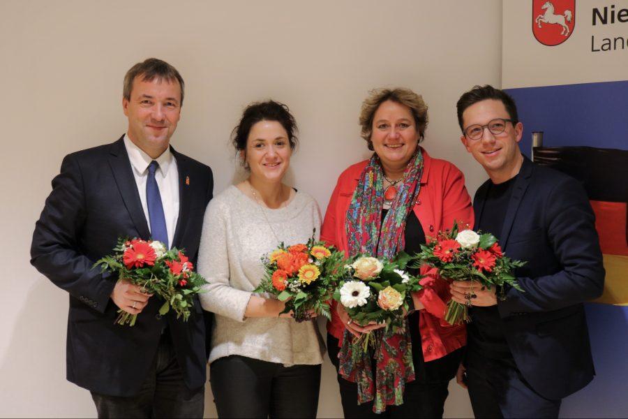 SPD-Landesgruppen Niedersachsen/Bremen Vorstand