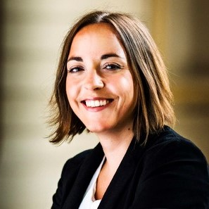 Milena Geiger Pressereferentin Landesgruppenbüro