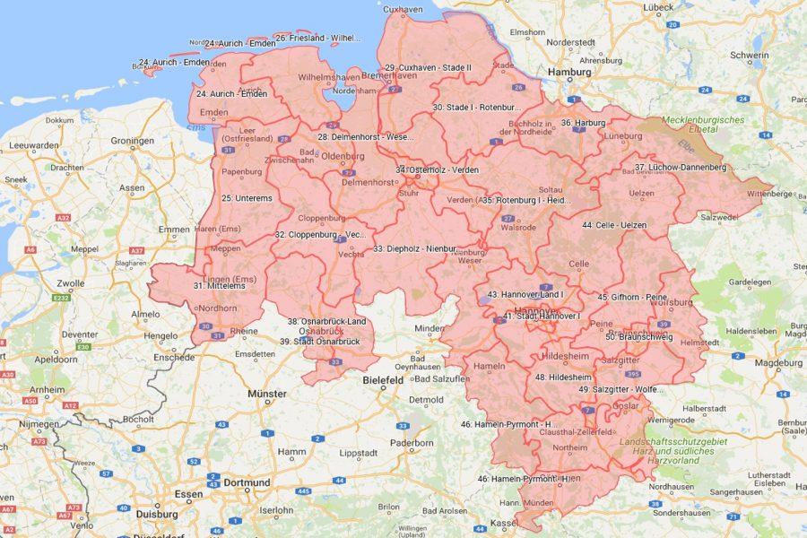 SPD-Landesgruppen Niedersachsen/Bremen